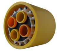 multi-pipe-through-one-casing-pipe